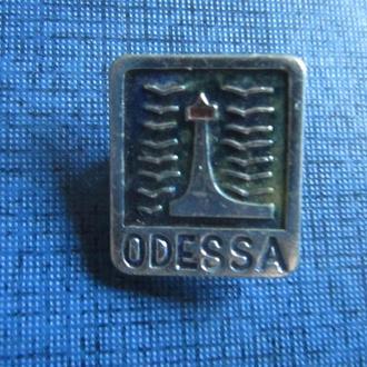 Значок Одесса маяк