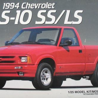 Сборная модель автомобиля Chevrolet  '94  S-10 SS/LS   1:25 AMT