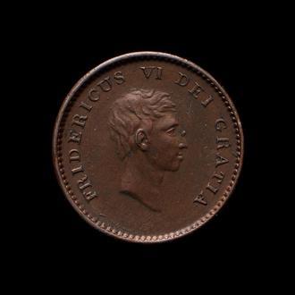 2 Скиллинга 1810,(25) Дания