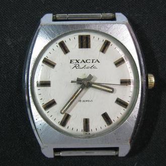 Часы Ракета EXACTA Raketa 19 Jewels Imp 19 камней Щвеция СССР Исправные Редкость! Качество!