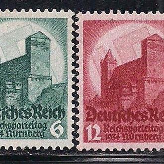 Рейх**, 1934 г., история, митинг нацистской партии