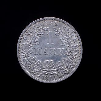 1 Марка 1915 A,(10) Германия СОХРАН!