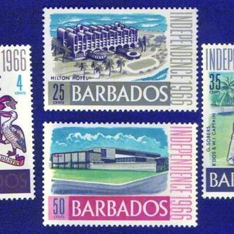 Барбадос (1966) Независимость