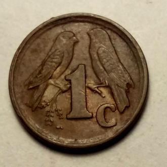 1 цент 1993 года Африка  !!! а2