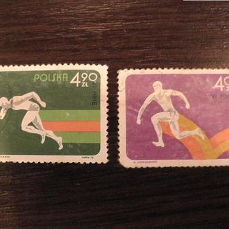 Марки Польши