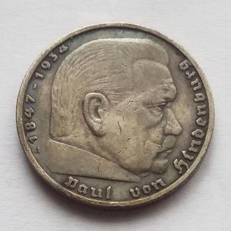 5 марок 1935 г А