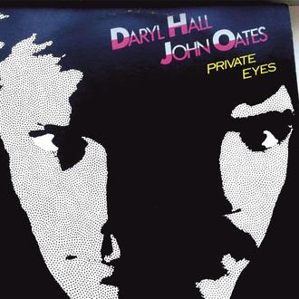 Daryl Hall John Oates - Private Eyes