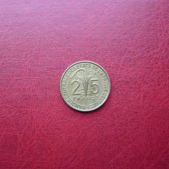 Французская Западная Африка 20 франков 1971