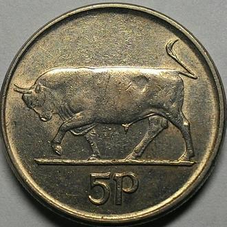 Ирландия 5 пенни 1993 год