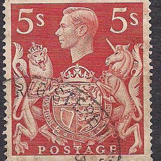 Великобритания, 1939 г., акция!!!, 20 % каталога, стандартный выпуск