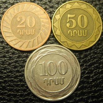 Монети Вірменії 2003