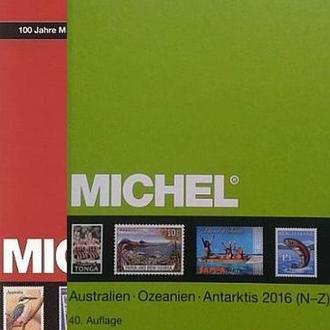 Michel 2012/16 - Марки Австралии и Океании - *.pdf