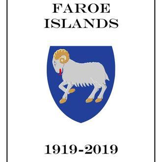 Фарерські острови 1919-2019 (119 сторінок)