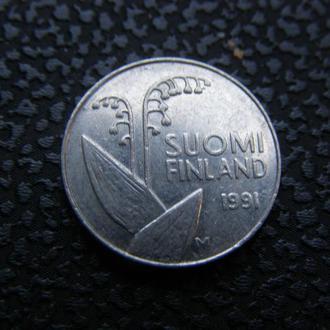 10 пенни 1991 Финляндия