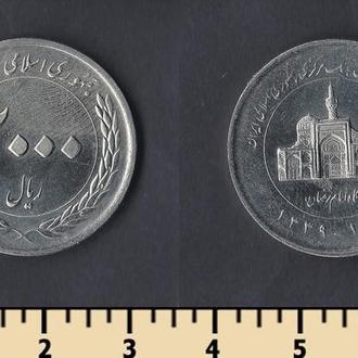 Иран 2000 риалов 2010
