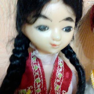 Кукла Тульганой, ф-ка Ташкент, СССР,