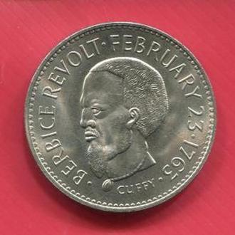 Гайана 1 доллар 1970