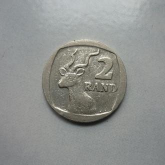 ЮАР 2 рэнда 1991 фауна