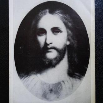 Открытка. 1930-40 гг. Иисус. Германия. Урбах. Состояние!