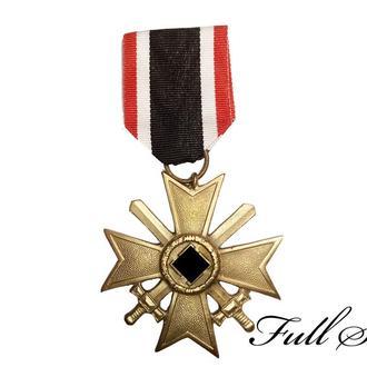 "Крест ""За военные заслуги"" ІІ класса с мечами (КОПИЯ)"
