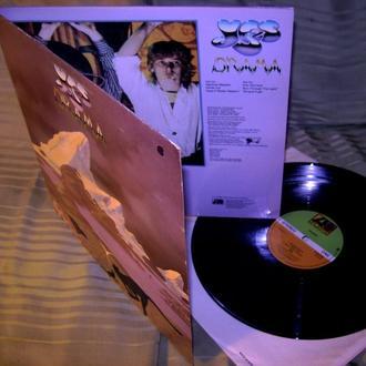 YES  DRAMA  1980  Atlantic UK  GF  ~ NM / ~ NM