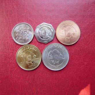 Ливан набор монет 1996 - 2006