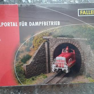 Портал однопутный Faller 120558 для макета Piko,Roco