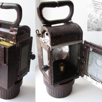 III REICH бакелитовый карбидный фонарь Вермахт Wermaht .
