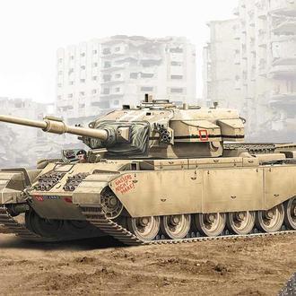 АСЕ 72426 Centurion Mk.V MBT, 1/72