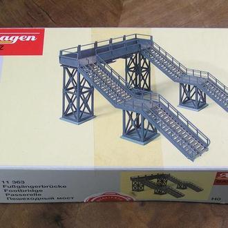 Auhagen 11 363 пешеходный мост 1:120/TT