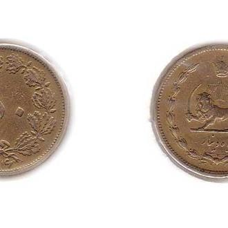 Иран 50 динар 1937 ( SH1316) Reza Shah Pahlavi