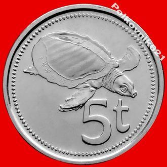 Папуа-Новая Гвинея, 5 тоа 2009 года (P6740)