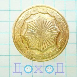 Пуговица МВД Украина Полтава 95 большая