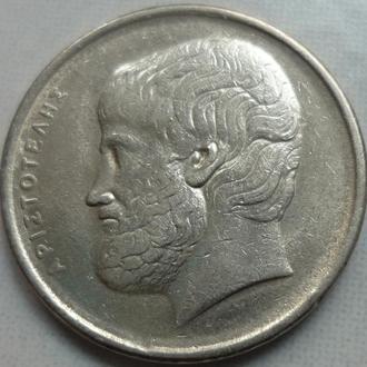 Греция 5 драхм 1984, 86, 90