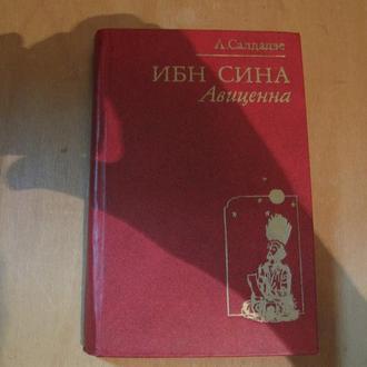 Ибн Сина Авиценна роман