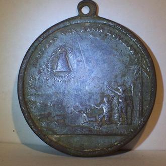 Чудотворная фигура и св. Иосиф,  Жабнице, Лушари, Италия, Австрия, Словения, 1840-ые