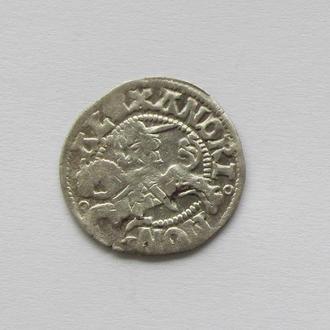 полугрош 1501-1506гг Александр Ягелончик , Литва, Вильно (А14)