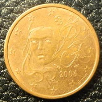 5 євроцентів 2006 Франція