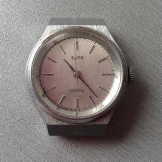 Часы женские Заря кварц