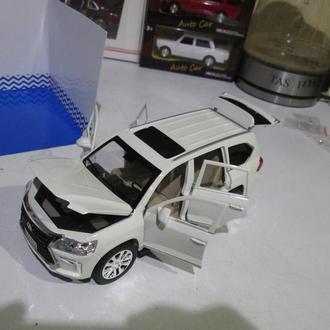 Lexus LX 450 D 1:24