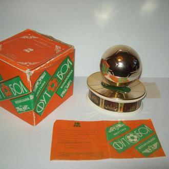 Музыкальная шкатулка Футбол про-во СССР