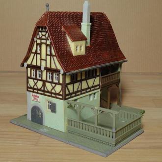 (1617) строение для макета в масштабе N (1:160)