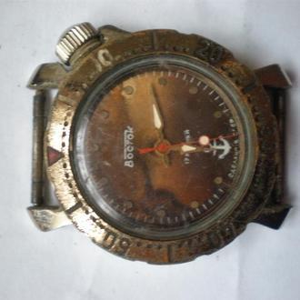 часы Восток типа командирских рабочий баланс 14125