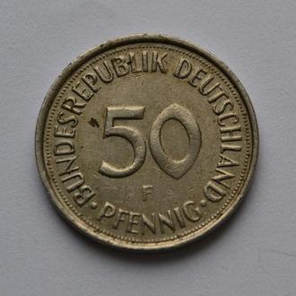 Германия 50 пфенингов 1984