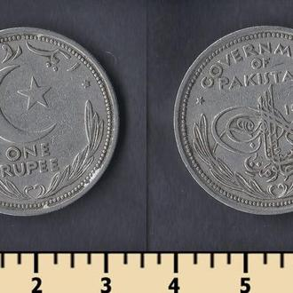 Пакистан 1 рупия 1948