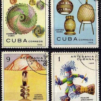 Куба Искусство Быт Фольклор Разное