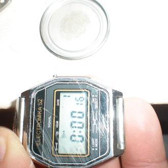 часы электроника 52 Сигнал рабочие ДЛЯ Англоязычных СТРАН