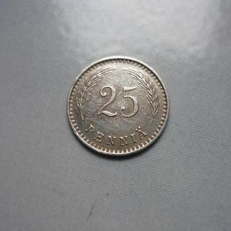 Финляндия 25 пенни 1937 S