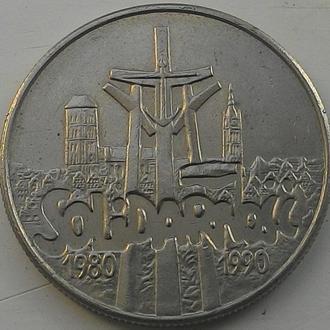 Польша 10000 злотых 1990 год СОСТОЯНИЕ!!!!