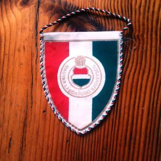 Вимпел сувенірний збірної Угорщини з футболу